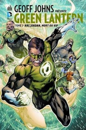 Geoff Johns présente Green Lantern / T3