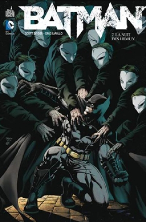 Batman / T2 - La nuit des hiboux
